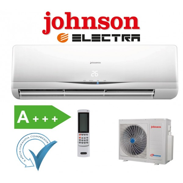 split-pared-clase-a-3000-frigorias-inverter-johnson-electra-elsi-dkh012