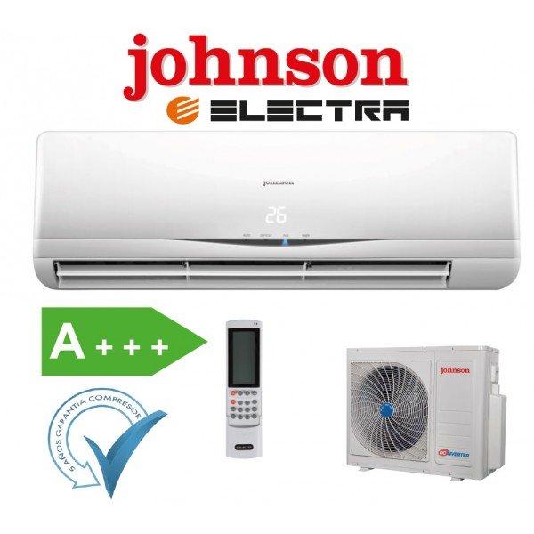 split-pared-clase-a-3000-frigorias-inverter-johnson-electra-elsi-dkh012